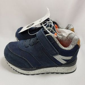 Boys Navy Cat and Jack Sneakers Chase